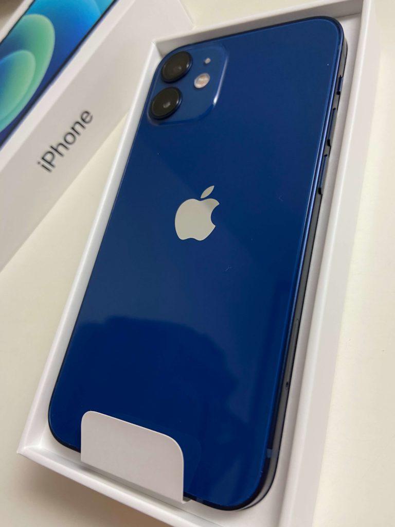 iPhone12mini_ファーストインプレッション