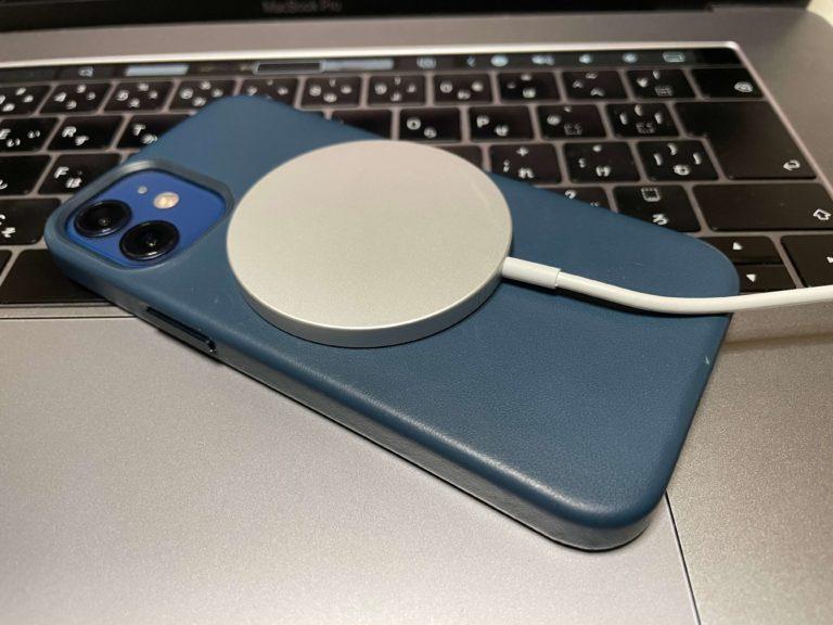 iPhone_ワイヤレス充電