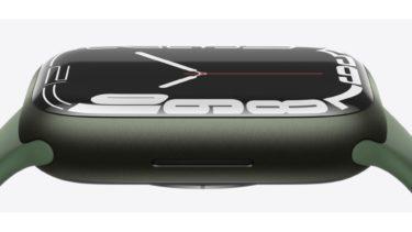 Apple Watch Series 5使いの私がSeries 7とスペック比較して買い換えたいと思った4つの理由